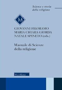 Cover Manuale di scienze della religione