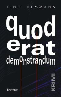 Cover quod erat demonstrandum. Krimi
