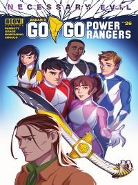 Cover Saban's Go Go Power Rangers, Issue 26