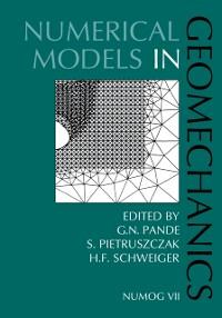 Cover Numerical Models in Geomechanics