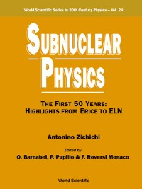 Cover Subnuclear Physics,the First 50 Years
