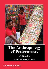 Cover The Anthropology of Performance