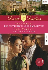 Cover Historical Lords & Ladies Band 66