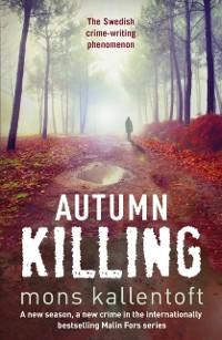 Cover Autumn Killing