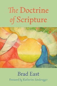 Cover The Doctrine of Scripture