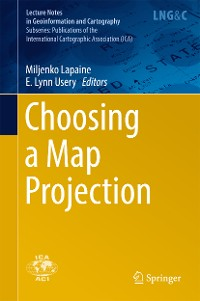 Cover Choosing a Map Projection