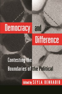 Cover Democracy and Difference