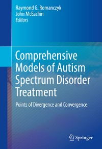 Cover Comprehensive Models of Autism Spectrum Disorder Treatment