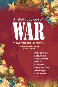 Cover An Anthropology of War