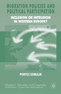 Cover Migration Policies and Political Participation