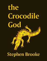 Cover The Crocodile God