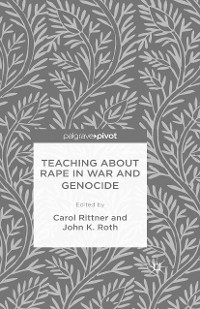 Cover Teaching About Rape in War and Genocide