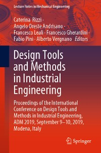 Cover Design Tools and Methods in Industrial Engineering