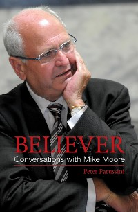 Cover Believer - Conversations with Mike Moore