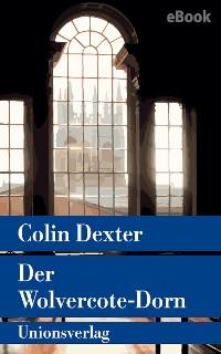 Cover Der Wolvercote-Dorn