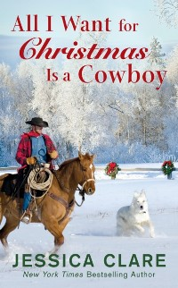 Cover All I Want for Christmas Is a Cowboy