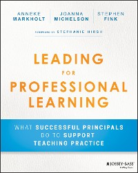 Cover Leading for Professional Learning