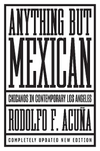Cover Anything But Mexican