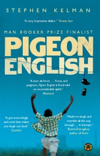 Cover Pigeon English