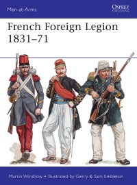 Cover French Foreign Legion 1831 71