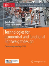 Cover Technologies for economical and functional lightweight design
