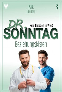 Cover Dr. Sonntag 3 – Arztroman