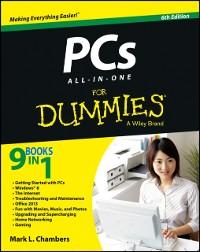 Cover PCs All-in-One For Dummies
