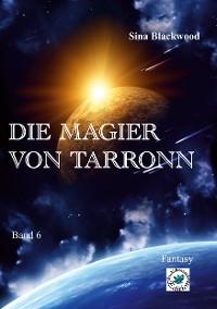 Cover Die Magier von Tarronn