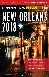 Cover Frommer's EasyGuide to New Orleans 2018
