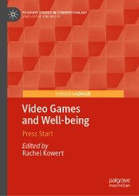 Cover Video Games and Well-being