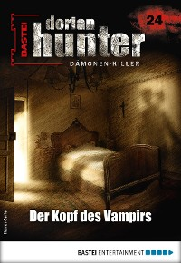 Cover Dorian Hunter 24 - Horror-Serie