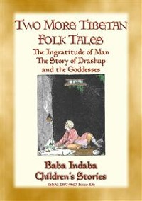 Cover TWO MORE TIBETAN FAIRY TALES - Tales with a moral