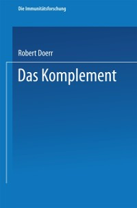 Cover Das Komplement