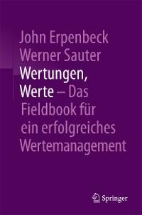 Cover Wertungen, Werte – Das Fieldbook für ein erfolgreiches Wertemanagement