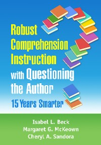 Cover Robust Comprehension Instruction with Questioning the Author