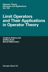 Cover Limit Operators and Their Applications in Operator Theory
