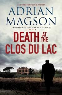 Cover Death at the Clos du Lac