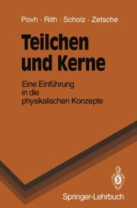 Cover Teilchen und Kerne