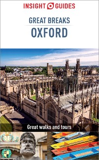 Cover Insight Guides Great Breaks Oxford (Travel Guide eBook)