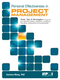 Cover Personal Effectiveness in Project Management