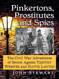Cover Pinkertons, Prostitutes and Spies