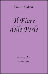Cover Il Fiore delle Perle di Emilio Salgari in ebook