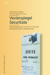 Cover Vexierspiegel Securitate