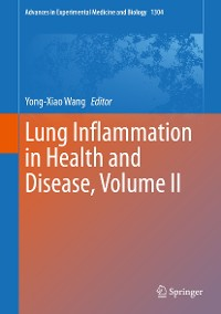Cover Lung Inflammation in Health and Disease, Volume II