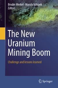 Cover The New Uranium Mining Boom
