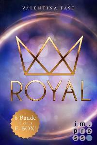Cover Royal: Alle sechs Bände in einer E-Box!