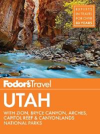 Cover Fodor's Utah