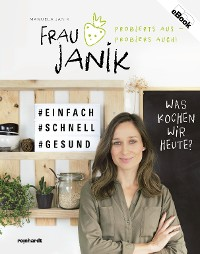 Cover Frau Janik probierts aus – probiers auch