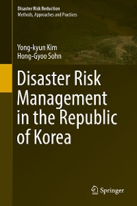 Cover Disaster Risk Management in the Republic of Korea