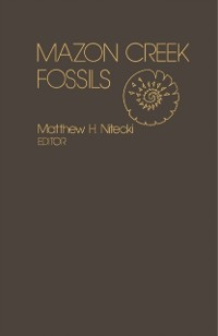 Cover Mazon Creek Fossils